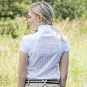 Equetech Libertina Competition Shirt Back emailer