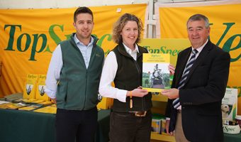 TopSpec Sponsor Showjumping Ireland Autumn Grand Prix Series