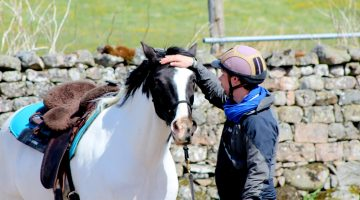 Saracen Horse Feeds Supporting Ex-Military Personnel with HorseBack UK