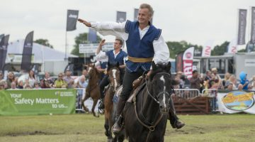 Royal Cheshire County Show 2016