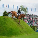 William becomes the third Whitaker to win the Equestrian.com Derby