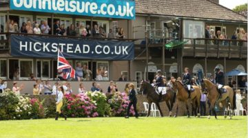 Watch the final leg of the Furusiyya FEI Nations Cup series at Hickstead