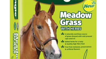Dengie launch NEW Meadow Grass with Herbs