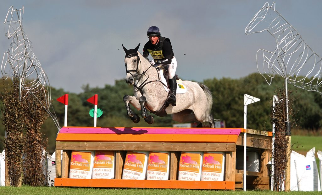 Oliver Townend & Ballaghmor Class - Photo Courtesy of FRW photography LIVE
