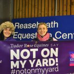 Reaseheath Equine supports #NotOnMyYard campaign