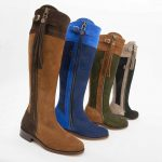 NEW two-tone bespoke boots from The Spanish Boot Company