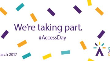 Accessibility Mark Centres Join Forces with Disabled Access Day