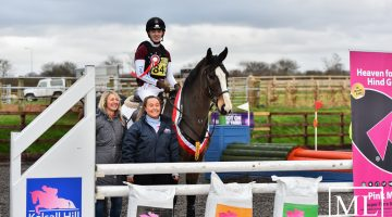 Lightning strikes twice at Kelsall Hill Arena Eventing Championships