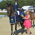 Eve Jobs Gallops to Success in Country Frog Longines Ranking Class
