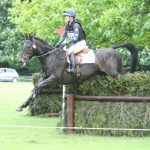 Lissa Green – Introducing a young horse to cross country