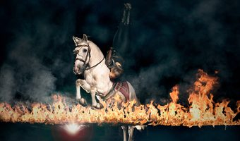 A Feast of Entertainment at The Liverpool International Horse Show