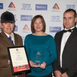Lisa Taylor of Farr and Pursey Veterinary Practice is the Virbac Equine SQP of the Year 2017