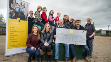 PERRY RDA RECEIVES FUNDING FROM VINCI UK FOUNDATION
