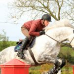 Grand National Winner Comes Back from Injury to Show Jump at The Liverpool International Horse Show