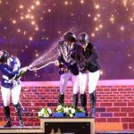 Puissance Provides Magic at Liverpool International Horse Show