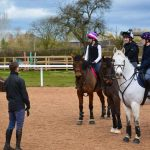 David Britnell – My cross country riding system!