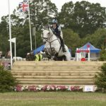 Cazenove Capital Eventing Grand Prix Provides Exciting Spectacle at Bolesworth International Horse Show