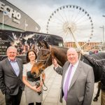 Liverpool International Horse Show Returns To Echo Arena