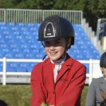 GB selection for Nantwich showjumping sensation, Madison Heath