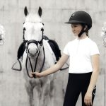Aztec Diamond Equestrian enlists show jumping junior Paige Wright to be face of the brand for Summer 2018.