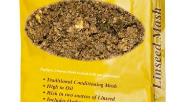 TopSpec Launch New Linseed Mash