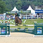 Thrilling Finish as Paul Kennedy Wins Equerry Grand Prix