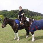 Rosie Howard and Galloping Acrobatics Secure Sponsorship from HorseHage and Mollichaff.