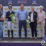 Lucy and King Creole Head theTopSpec Challenge for The Corinthian Cup