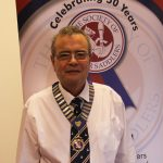 Chris Taylor is New President for Society of Master Saddlers
