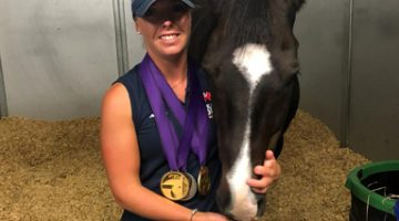 Catching Up With Sophie Wells Following A Phenomenal WEG!
