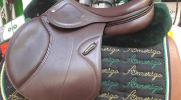 NEW Grip Leather from Amerigo