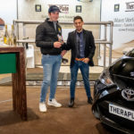TheraPlate UK Liverpool International Horse Show – Daniel Wins Car for a Year!