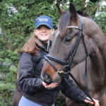 Renwick & Sons sponsor young dressage talent, Maddy Whelan