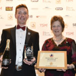 Red Horse Products continues its sponsorship of BETA's 'Rider of the Year', David Britnell Eventing