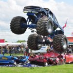 The Royal Cheshire County Show – Monster Trucks at the Main Ring