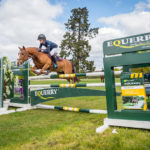 Equerry Horse Feeds British Riding Clubs Competition at Bolesworth International