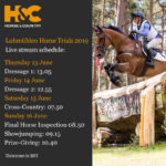 Stream the Longines Luhmühlen Horse TrialsLive and Exclusively on Horse & Country