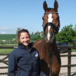 World ranking Para Dressage rider Charlotte Cundall joins Team Equissage
