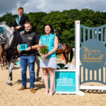 Ivory Shows World Class Potential in Six-year-old Final