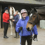 Take to the Saddle with Accessibility Mark