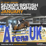 Senior British Showjumping Live from Arena UK on Horse & Country