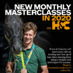 New Monthly Masterclasseson Horse & Country