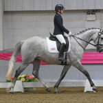 NutriScience sponsors Team GB para dressage rider Alicia Griffiths