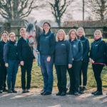 CHESHIRE HORSE HOSPITAL RIDES AWAY WITH AWARD FOR BEST EQUINE VETS IN THE UK