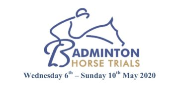 BADMINTON HORSE TRIALS CANCELLATION 2020