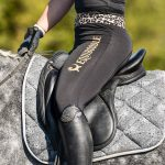 Equiboodle launches its own Riding Tights- with a wild twist!