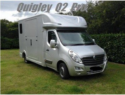 98602f6ed15d79 Quigley Horseboxes – Horseboxes For Sale   Hire - Shropshire - Horse ...
